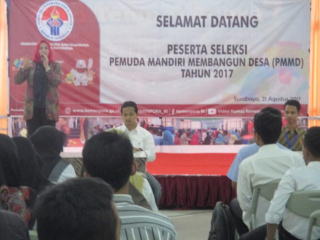 Jalannya Seleksi PMMD Jatim 2017