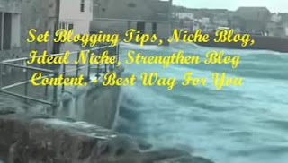 ideal, niche blog, blog, keyword, search, steps, choose