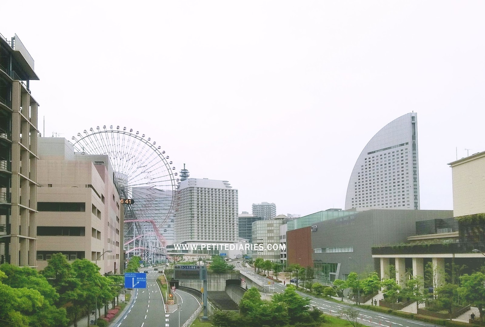 YOKOHAMA in a day