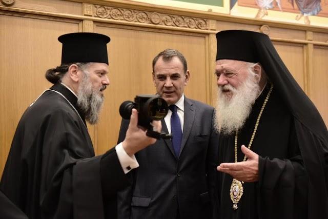 Διόπτρες για θωράκιση του Έβρου προσφέρει η Εκκλησία-Επίσκεψη Παναγιωτόπουλου (ΦΩΤΟ)