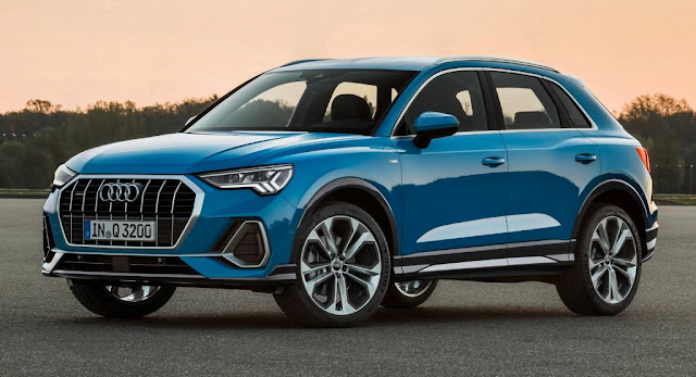 Audi, Audi Q3, Galleries, New Cars, Paris Auto Show, Top 4