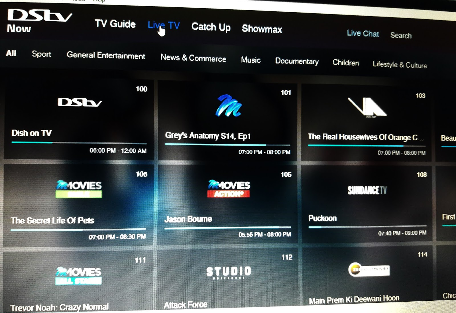 TV with Thinus: MultiChoice claims 'eNews' is one of the most