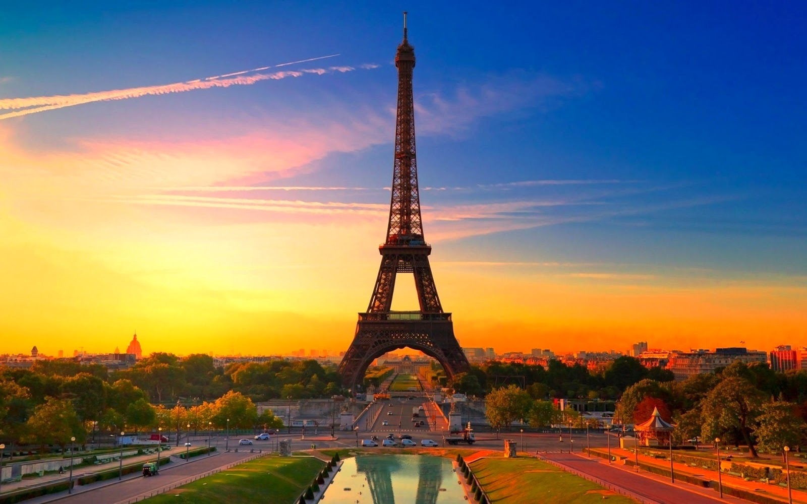 Paris City Some Beautiful Full HD Wallpapers