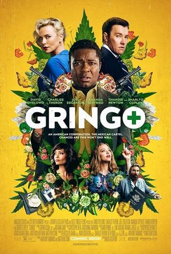 Film Gringo 2018