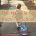 The #1 Rule For Back-To-School