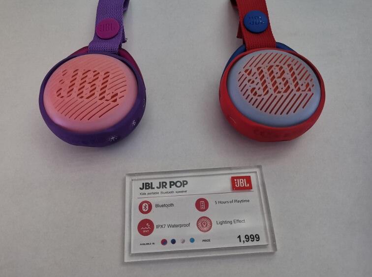 JBL Junior Pop