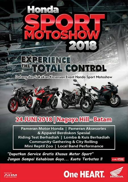 Honda Sport Motor Show