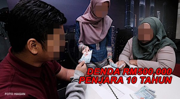 Main kutu satu kesalahan, penganjur boleh didenda RM500K, penjara 10 tahun