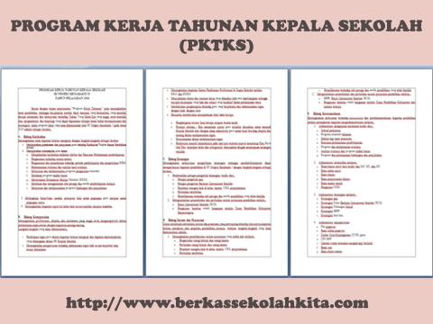 Program Kerja Tahunan Kepala Sekolah (PKTKS)
