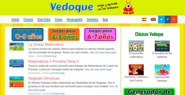 Aprende matemática básica online con vodoque
