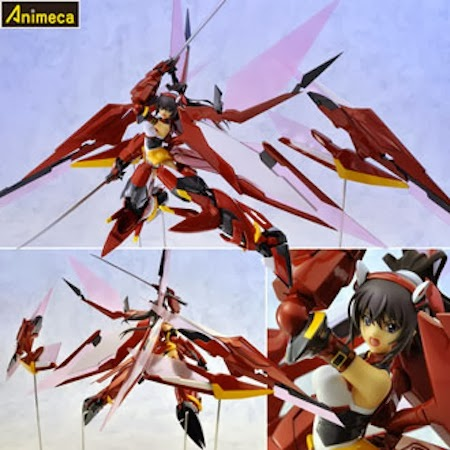 FIGURA HOUKI SHINONONO Akatsubaki Ver. IS Infinite Stratos
