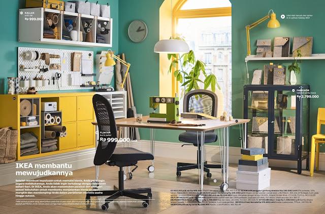 Perabotan Kantor Dan Fungsinya Mendukung Kerja Karyawan
