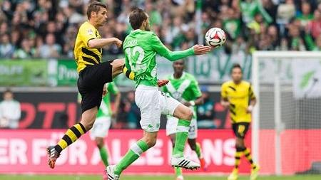 Assistir  Wolfsburg x Borussia Dortmund  ao vivo grátis em HD 19/08/2017
