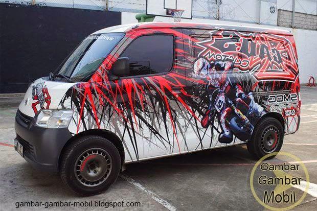 Gambar Mobil Grand Max