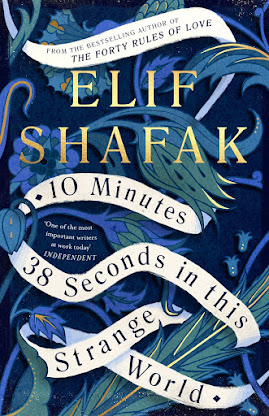 READING NOW: 10 Minutes 38 Seconds in this Strange World by Elif Shafak