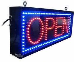 Bright neon signs new products mozeypictures Gallery