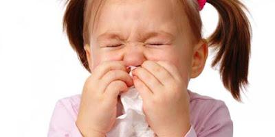 obat pilek alami pada anak