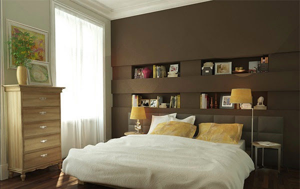 chambre couleur terre. Black Bedroom Furniture Sets. Home Design Ideas