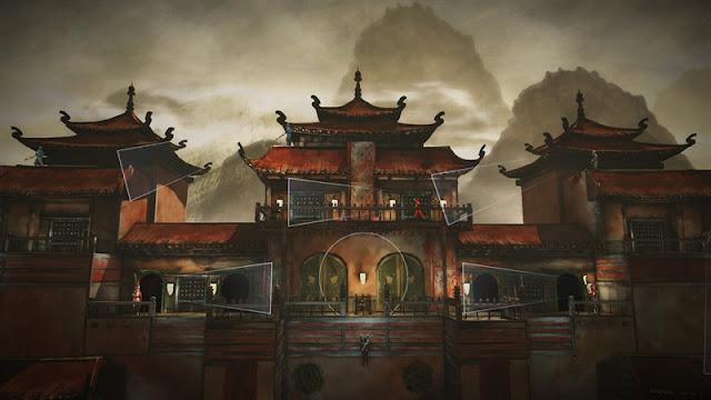 Assassin's Creed Chronicles China Photo