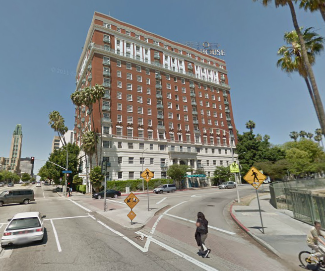Sheraton Park Hotel Los Angeles