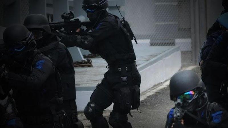 Akan Gabung Teroris di Filipina, NH Dibekuk Densus 88 Di Kalimantan Barat