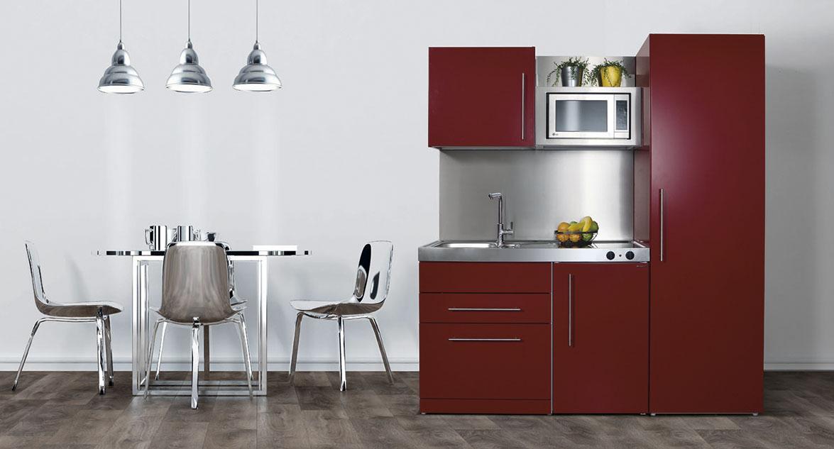 Marzua nueva imagen de minicocinas compactas stengel - Mini cocinas compactas ...