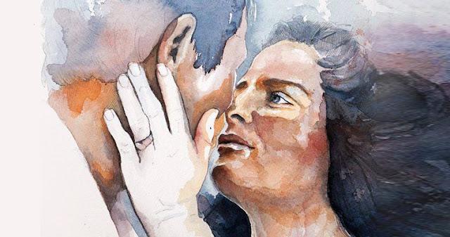 Если женщина прячет свою душу – она не дает мужчине никаких шансов