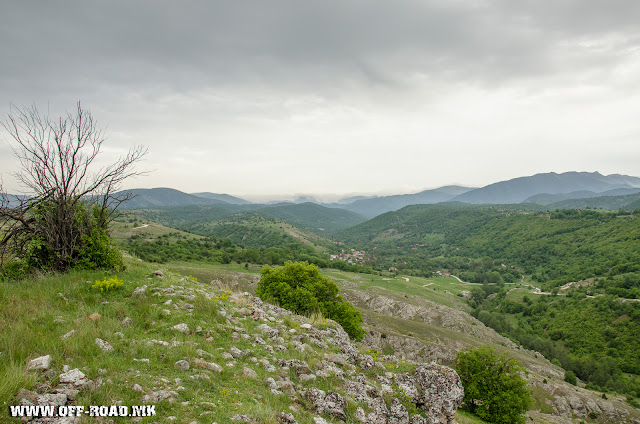 View from Peshta fortress, Mariovo
