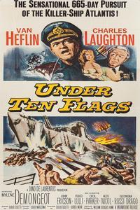Watch Under Ten Flags Online Free in HD
