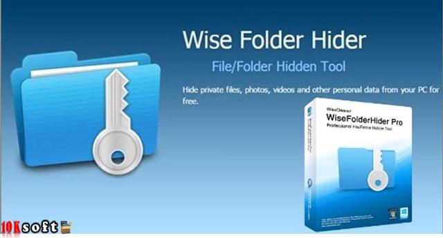 Wise Folder Hider Pro offline installer Free Download
