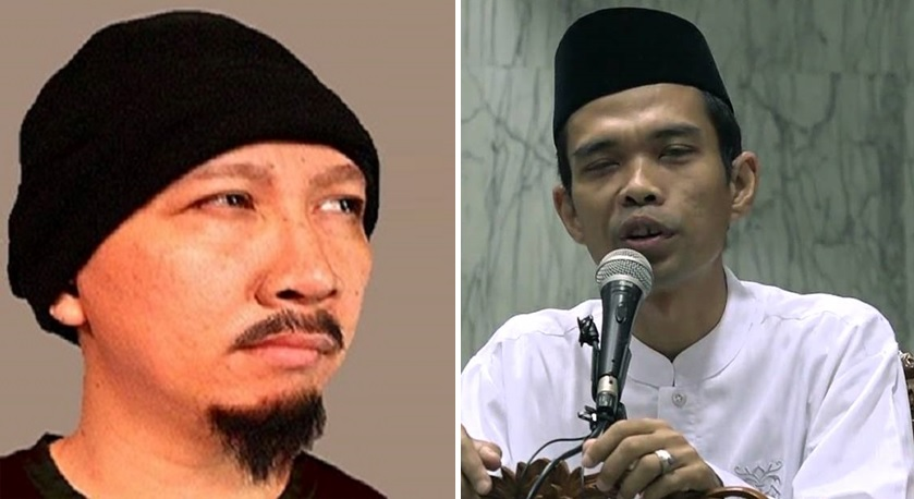 Abu Janda vs Ustadz Abdul Somad