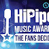 The HiPipo Music Awards 2017:Complete List of Winners