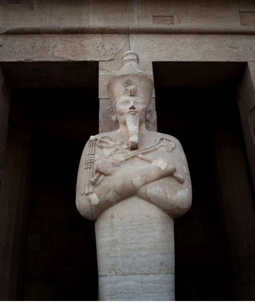 an introduction to the history of hatshepsut the first female pharaoh of egypt Introduction to ancient egypt you are here: only man who was not a pharaoh, yet recorded in history hatshepsut powerful female pharaoh.