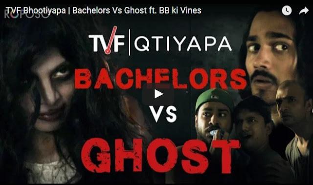 Bachelors Vs Ghost