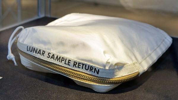 Neil Armstrong Bag