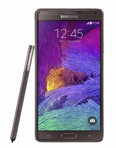 Review Samsung Galaxy Note 4, kelebihan, kekurangan dan Harga