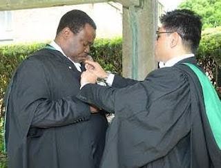 barrister jimoh ibrahim graduated in masters of business administration from cambridge university