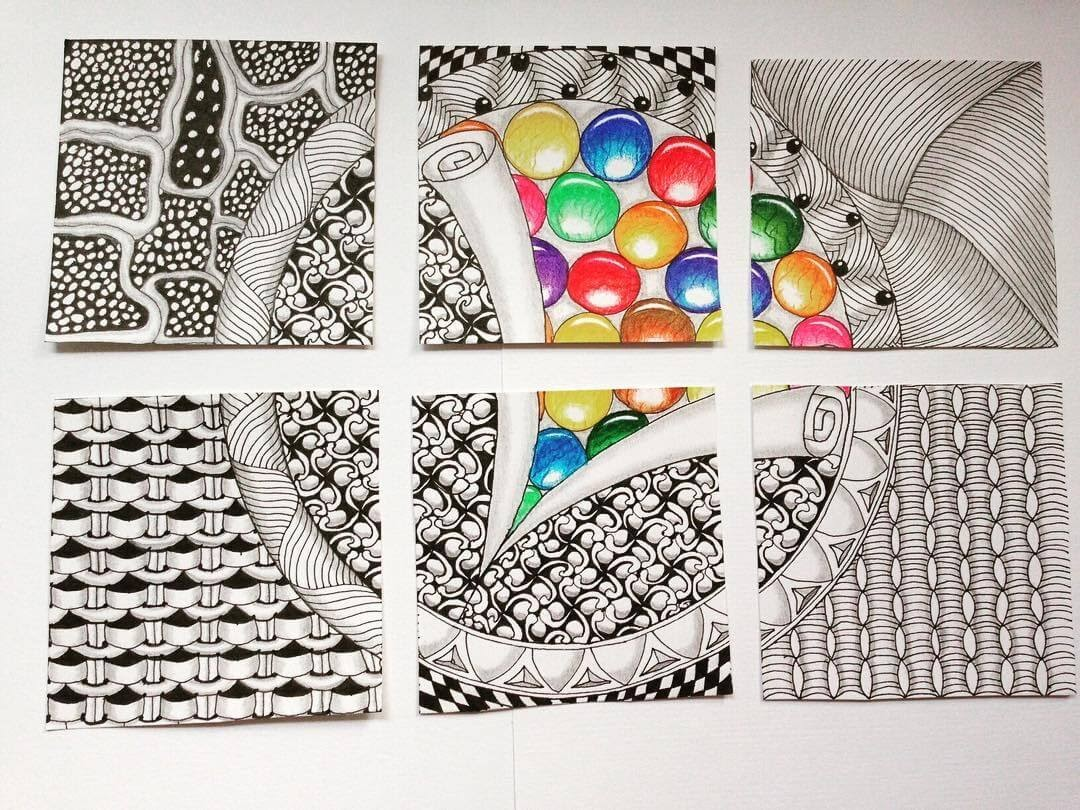 06-Multiple-Tiles-hello_zenart-Different-Styles-and-uses-for-the-Zentangle-Pattern-www-designstack-co
