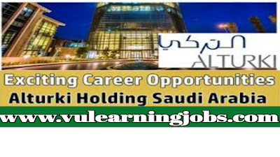 Alturki Holding | Careers In saudi Arabia Jobs