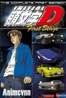 Initial D First Stage -Vua Tốc Độ -  2013 Poster