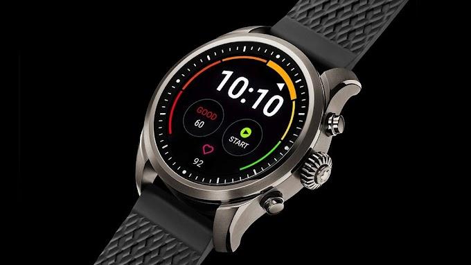 Montblanc presentó en México su segundo smartwatch
