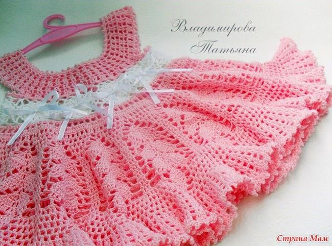 wzory sukieneczek dla dziewczynek