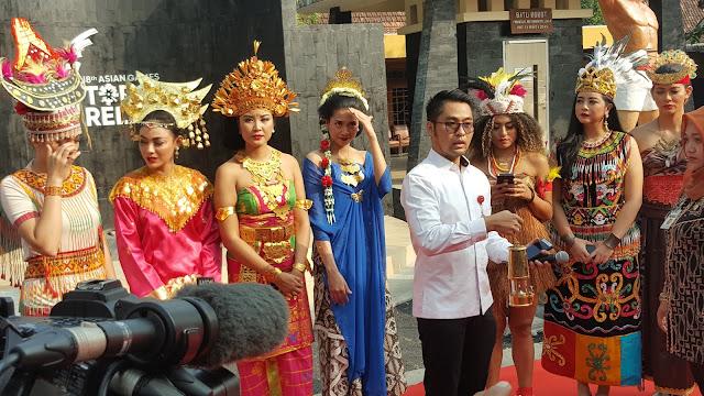 Cantik dan anggunnya 7 Putri Indonesia