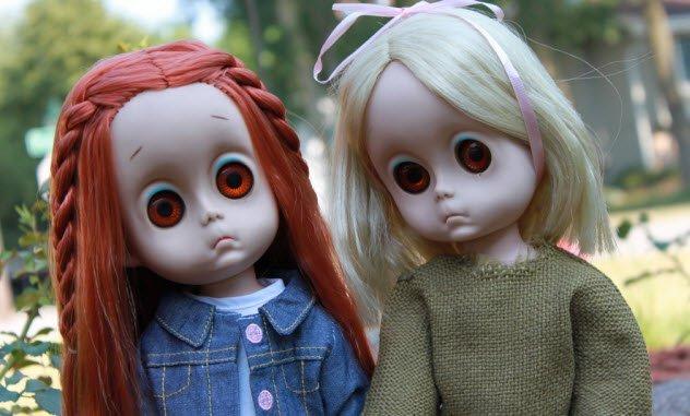 Mainan Paling Menakutkan | di Dunia