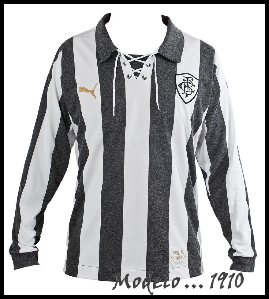 990fb56174 Camisas e Manias  Botafogo(RJ)  Linha Retrô Puma 2012