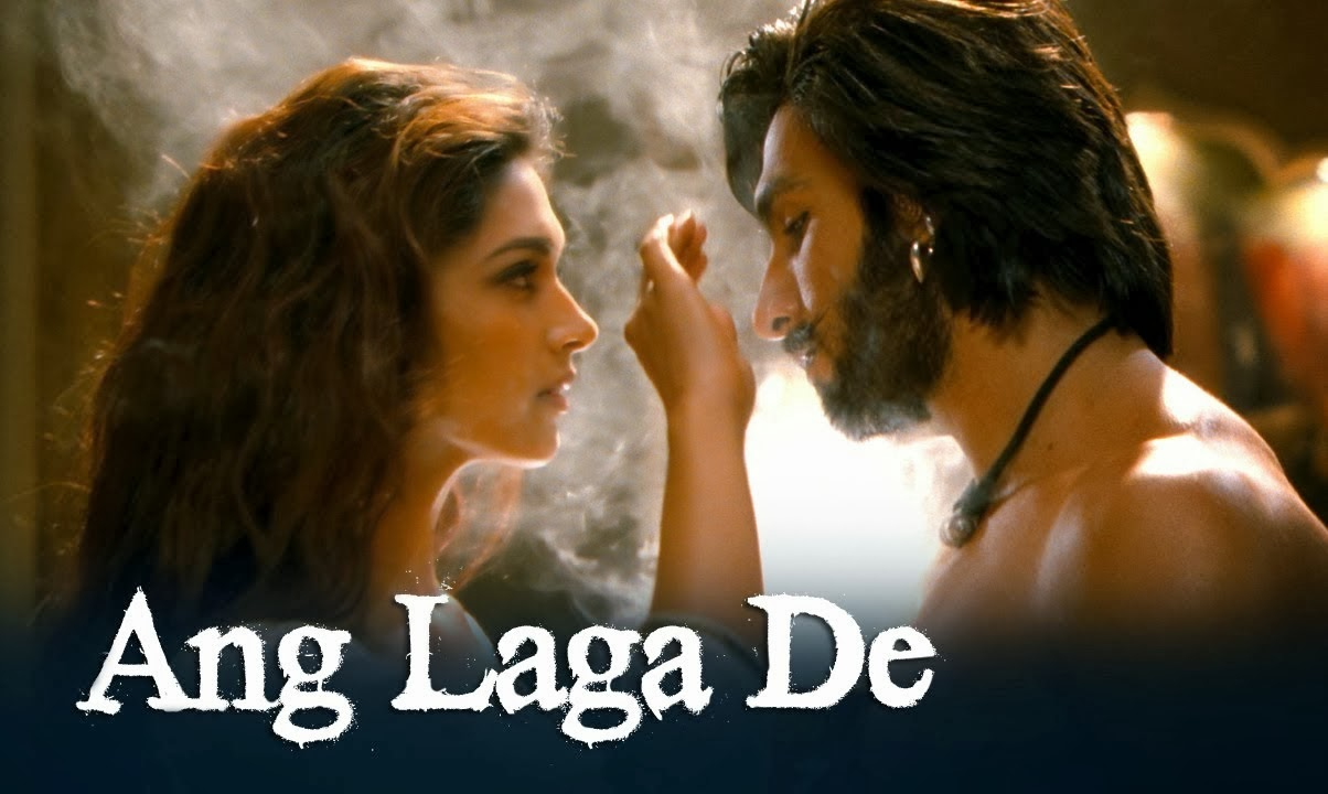 Ang Laga De Re (Ram Leela) Piano Notes