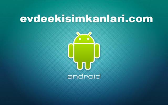 Android Yazılımları Kazandırmaya Başladı