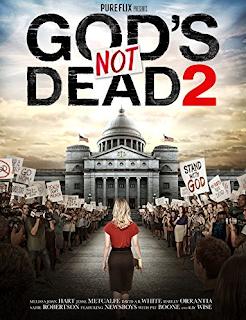 Dios No Esta Muerto 2/God's Not Dead 2 [2016] [DVD5] [Latino]