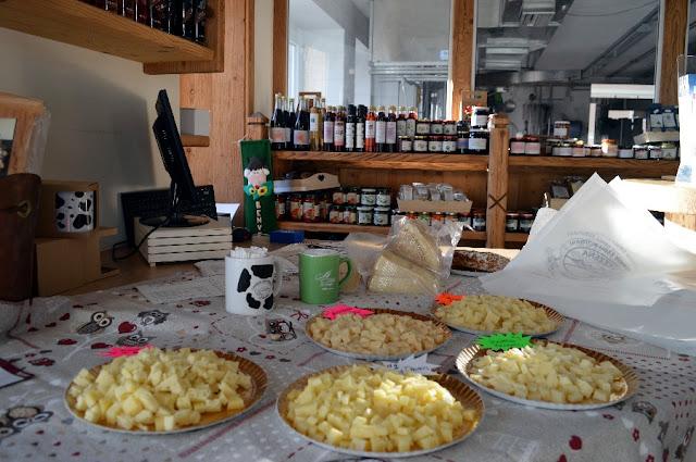 formaggio vezzena