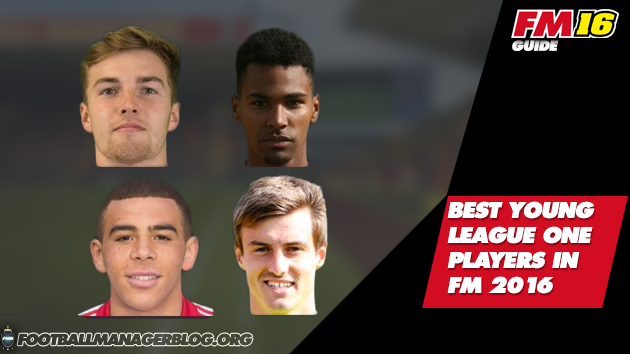 Best Young League One Players FM 2016
